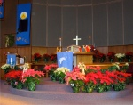 Wesley UMC at Christmas