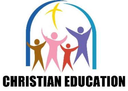 Christian Education Sunday Wesley United Methodist Church