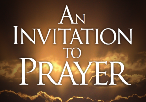 invitation-to-prayer